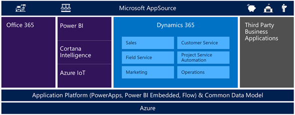 Microsoft Dynamics 365 Licensing and Data Models